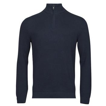 textil Hombre Jerséis Esprit PIMA TRO Azul