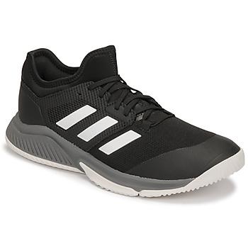 Zapatos Hombre Sport Indoor adidas Performance Court Team Bounce M Negro