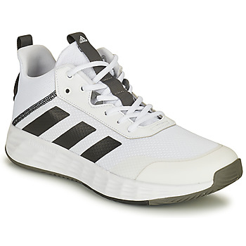 Zapatos Hombre Baloncesto adidas Performance OWNTHEGAME 2.0 Blanco / Negro