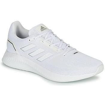 Zapatos Hombre Running / trail adidas Performance RUNFALCON 2.0 Blanco