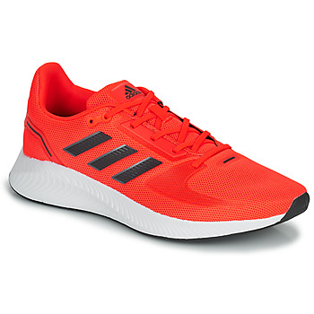Zapatos Hombre Running / trail adidas Performance RUNFALCON 2.0 Rojo / Negro