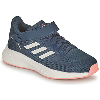 Zapatos Niña Running / trail adidas Performance RUNFALCON 2.0 C Marino / Rosa