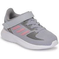 Zapatos Niña Running / trail adidas Performance RUNFALCON 2.0 I Gris / Rosa