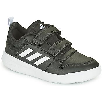 Zapatos Niños Zapatillas bajas adidas Performance TENSAUR C Negro / Blanco