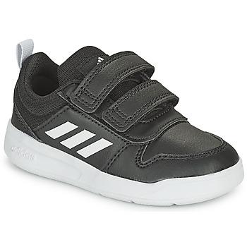 Zapatos Niños Zapatillas bajas adidas Performance TENSAUR I Negro / Blanco