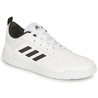 Zapatos Niños Zapatillas bajas adidas Performance TENSAUR K Blanco / Negro