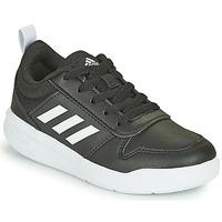 Zapatos Niños Zapatillas bajas adidas Performance TENSAUR K Negro / Blanco