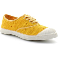 Zapatos Mujer Tenis Bensimon  Jaune