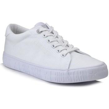Zapatos Mujer Zapatillas bajas Big Star HH274216 Blanco