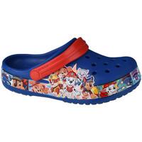Zapatos Niños Zuecos (Clogs) Crocs Fun Lab Paw Patrol Bleu
