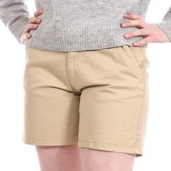 textil Mujer Shorts / Bermudas Lee Cooper  Beige