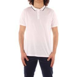 textil Hombre Polos manga corta Trussardi 52T00501 1T003602 BLANCO