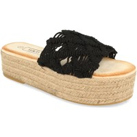 Zapatos Mujer Zuecos (Mules) H&d YZ19-311 Negro