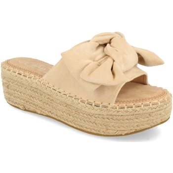 Zapatos Mujer Zuecos (Mules) H&d YZ19-325 Beige