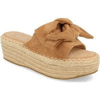 Zapatos Mujer Zuecos (Mules) H&d YZ19-325 Marron