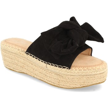 Zapatos Mujer Zuecos (Mules) H&d YZ19-325 Negro