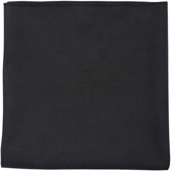 Casa Toalla y manopla de toalla Sols ATOLL 30 NEGRO Negro