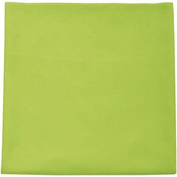 Casa Toalla y manopla de toalla Sols ATOLL 70 VERDE MANZANA Verde