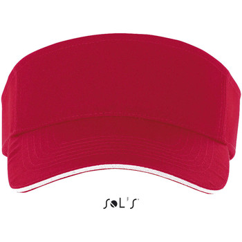 Accesorios textil Gorra Sols ACE ROJO Y BLANCO Rojo