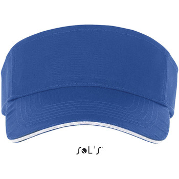 Accesorios textil Gorra Sols ACE AZUL ROYAL Y BLANCO Azul