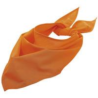 Belleza Tratamiento capilar Sols BANDANA Naranja Naranja