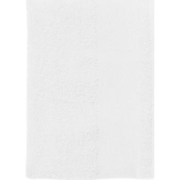 Casa Toalla y manopla de toalla Sols BAYSIDE 100 Blanco Blanco