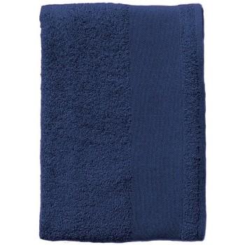 Casa Toalla y manopla de toalla Sols BAYSIDE 100 French Marino Azul