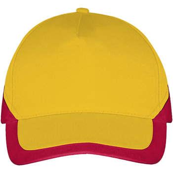 Accesorios textil Gorra Sols BOOSTER Amarillo Rojo Amarillo