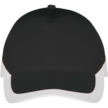 Accesorios textil Gorra Sols BOOSTER Negro Blanco Negro
