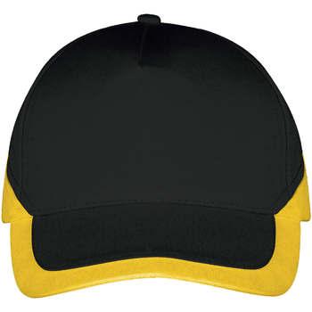 Accesorios textil Gorra Sols BOOSTER Negro Amarillo Negro