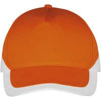 Accesorios textil Gorra Sols BOOSTER Naranja Blanco Naranha