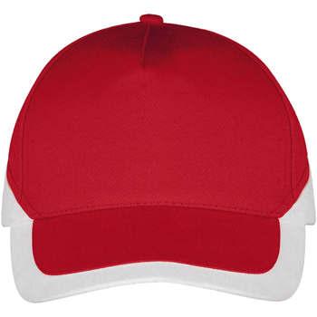 Accesorios textil Gorra Sols BOOSTER Rojo Blanco Rojo
