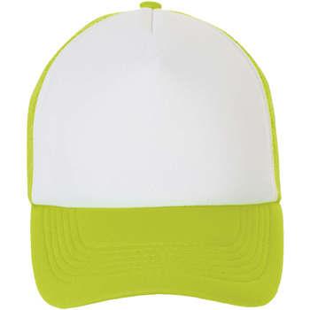 Accesorios textil Gorra Sols BUBBLE Blanco Verde Neon Verde