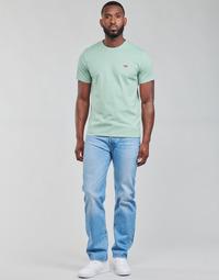 textil Hombre Vaqueros rectos Levi's 501 LEVI'S ORIGINAL Azul