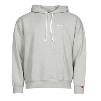textil Hombre Sudaderas Levi's RED TAB SWEATS HOODIE Gris