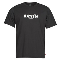 textil Hombre Camisetas manga corta Levi's SS RELAXED FIT TEE Negro