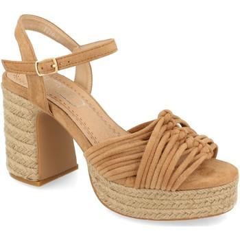 Zapatos Mujer Sandalias H&d YZ19-299 Marron