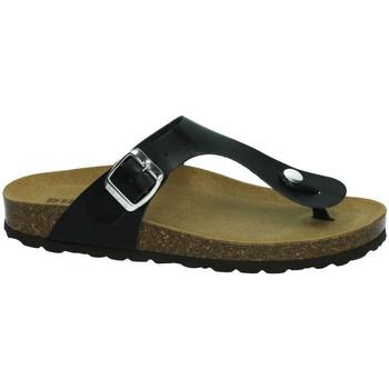 Zapatos Mujer Chanclas Biobio Sandalias bio bio NEGRO