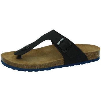 Zapatos Hombre Zuecos (Mules) Biobio Sandalias bio bio NEGRO