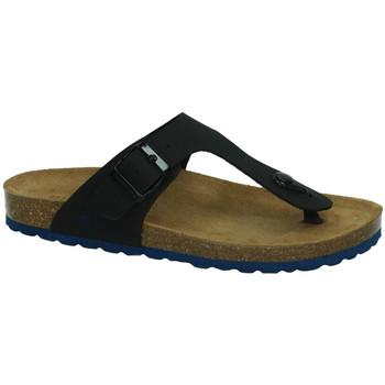 Zapatos Hombre Chanclas Biobio Sandalias bio bio NEGRO