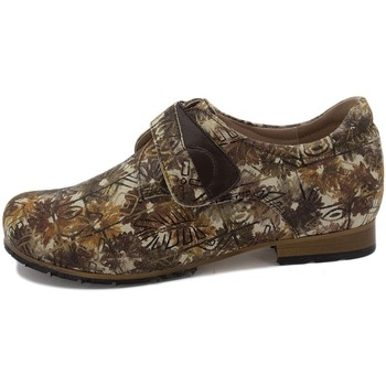 Zapatos Mujer Derbie Gasymar 7526 Marrón