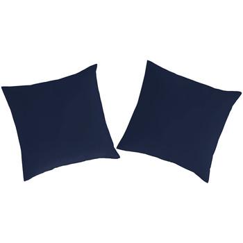 Casa Funda de almohada, cojín Guy Laroche Funda de almohada (2) PURE azul marino
