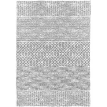 Casa Alfombras Rugs&Rugs Alfombra decorativa NILO gris