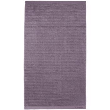 Casa Toalla y manopla de toalla Guy Laroche Toalla de baño PALACE violeta