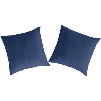 Casa Funda de almohada, cojín Naf Naf Funda de almohada CASUAL (2) azul marino