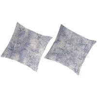 Casa Funda de almohada, cojín Guy Laroche Funda de almohada (2) RAHIN azul/beige
