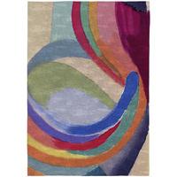 Casa Alfombras Rodier Alfombra decorativa   MOLIN multicolor