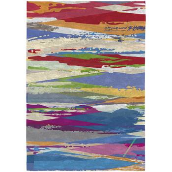 Casa Alfombras Rodier Alfombra decorativa   SERRA multicolor