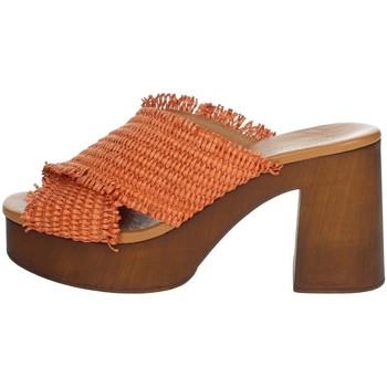 Zapatos Mujer Sandalias Elisa Conte CARRY Naranja