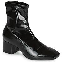 Zapatos Mujer Botines Les Tropéziennes par M Belarbi DANIELA Negro